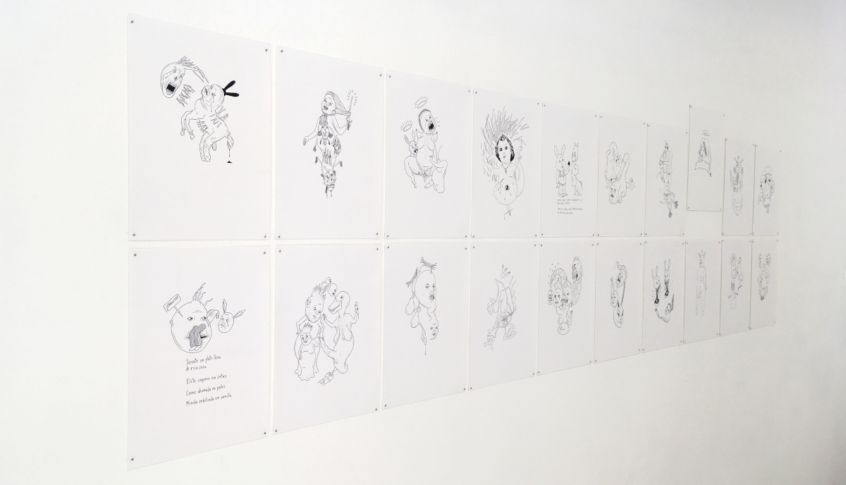 60 autorretratos · DORIAN WOOD